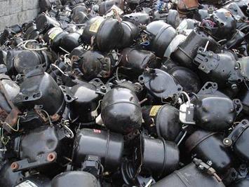 Aircon compressors