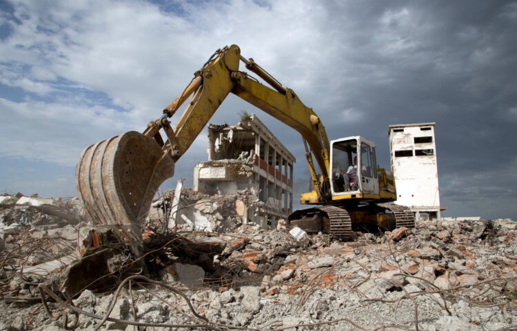 Demolition Waste –  Safety Tips And Benefits