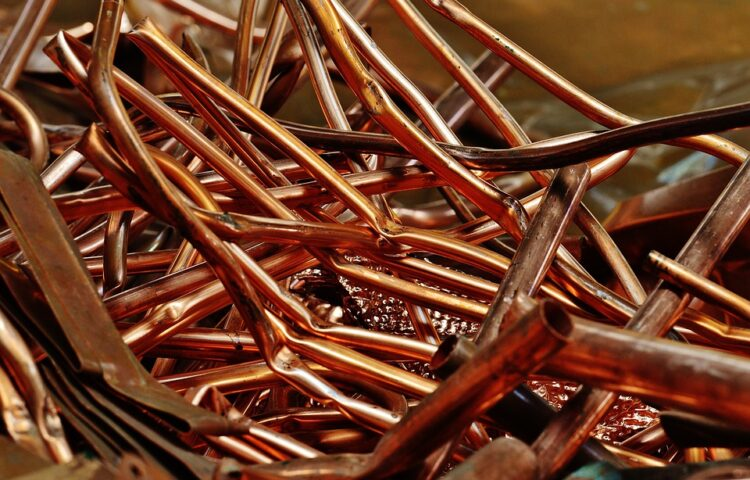Reasons To Recycle Copper At LH Metal
