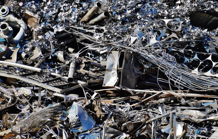 Top Reasons For Recycling Steel At LH Metal