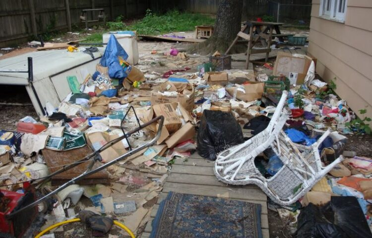 How To Clean Junk from Your Backyard