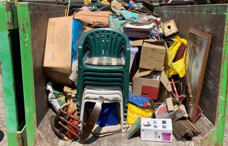 Where To Get Rid Of Scrap Waste