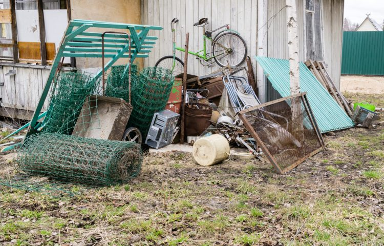 How To Prepare Scrap Metal For Recycling Yard
