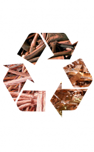 copper is recyclable